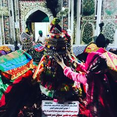 """44 Likes, 2 Comments - Yashodhan Ghorpade (@yashodhang) on Instagram: """"Devotees in spiritual compact with their beloved Sachal Sarmast, 18th century Sufi saint and poet…"""""""