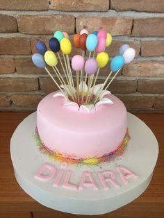 Doğum Günü Pastası. Renkli Tatlar Cafe Patisserie. İletişim 0258 211 44 44 www.renklitatlar.com.tr