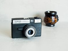 Smena Symbol - vintage functional soviet camera for lomography / analog photography, Cosmic Symbol working point and shoot 35mm film camera