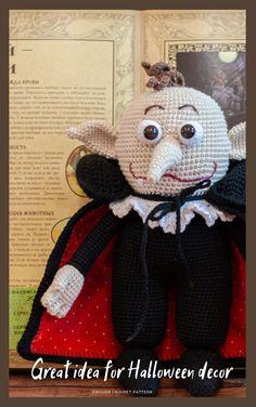 Halloween Crochet, Cute Halloween, Halloween Gifts, Crochet Bunny, Crochet For Kids, Cute Crochet, Crochet Ideas, Newborn Crochet Patterns, Crochet Patterns Amigurumi