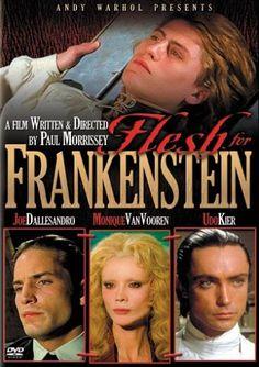 Flesh for Frankenstein @ niftywarehouse.com #NiftyWarehouse #Frankenstein #Halloween #Horror #HorrorMovies #ClassicHorror #Movies