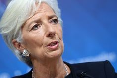 Christine #Lagarde