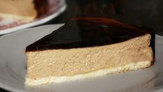 Por si no era todavía evidente nuestro gusto por las tartas de queso  de todo tipo, hoy se suma esta de café a la lista de ellas. Y es que,...