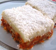 Carrot Dessert Recipe Source by aynuraydi Easy Cake Recipes, My Recipes, Recipies, Mousse Au Chocolat Torte, Delicious Desserts, Yummy Food, Turkish Recipes, Ethnic Recipes, Pesto Pasta