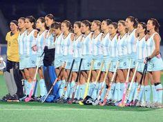 Hockey Femenino - Las Leonas.