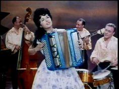 """Yvette Horner -  """"En Glissant"""" (Scopitone)"""