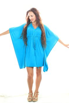 Hey, I found this really awesome Etsy listing at https://www.etsy.com/listing/246293453/kaftan-mini-dress-boho-style-caftan-in