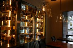 100% Chocolate Cafe by Wonderwall, Tokyo store design branding