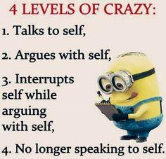 Minion Jokes, Minions Quotes, Funny Minion, Minion Sayings, Funny Signs, Funny Jokes, Hilarious, Funny Cartoons, Minions Love