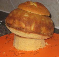 How to Make a Mushroom Cake