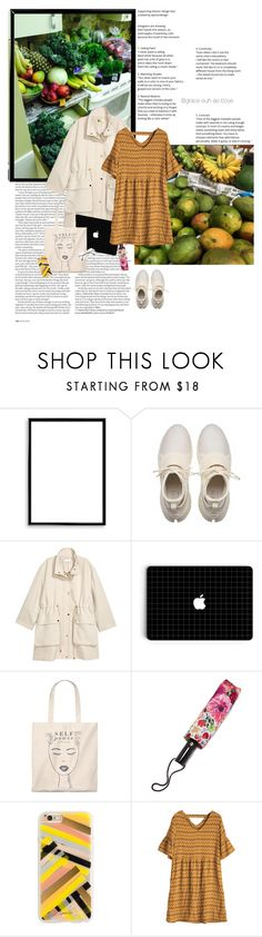 """""""Organic"""" by grace-eun-ae-boye ❤ liked on Polyvore featuring ASOS, Bomedo, Puma, Kate Spade and Rifle Paper Co"""