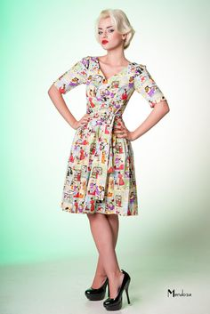 limb vanity project dresses prints vintage - How beautiful is the fabric. x