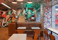 Интерьер кафе в стиле лофт можно встретить в самом сердце старого Лондона. Студия Paul Crofts Studio потрудилась над этим зданием. Какой результат их ждал?
