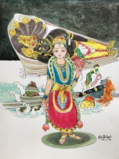 30. Madhava. #Tiruppavai #Krishnafortoday
