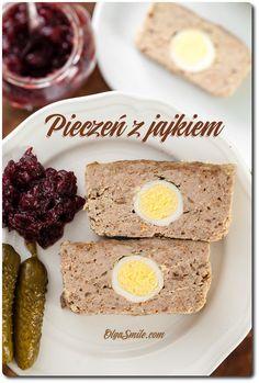 PIECZEŃ Z JAJKIEM Grains, Eggs, Breakfast, Recipes, Food, Morning Coffee, Recipies, Essen, Egg