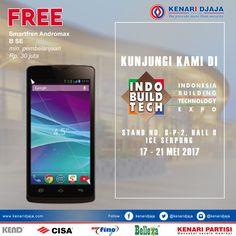 Dapatkan Produk terbaru, Promo - Promo menarik dan Hadiahnya segera ....  Ayo Datang dan Kunjungi : Pameran INDO BUILD TECH EXPO 2017, Hall 8 Stand 8-P-2, ICE Serpong 17 Mei - 21 Mei 2017  Informasi Hub. : Ibu Tika 0812 8567 7070 ( WA / Telpon / SMS ) 0819 0506 7171 ( Telpon / SMS )  Email : digitalmarketing@kenaridjaja.co.id  [ K E N A R I D J A J A ] PELOPOR PERLENGKAPAN PINTU DAN JENDELA SEJAK TAHUN 1965  SHOWROOM :  JAKARTA & TANGERANG 1 Graha Mas Kebun Jeruk Blo..