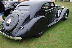 1937 Delage D8 120 (D8120, D8-120SS, D8-120 S) - Conceptcarz