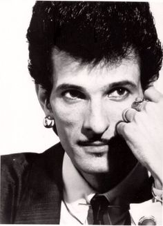 Willy DeVille (born, August 25, 1950, Stamford, CT, USA - August 6, 2009, New York City, NY, USA) was an American singer, guitarist and songwriter. He had a thirty-five-year career, first he was with the band Mink DeVille (1974-1986) and then he was solo. He created original songs rooted in traditional American musical styles. He collaborated with Jack Nitzsche, Doc Pomus, Dr. John, Mark Knopfler, Allen Toussaint, and Eddie Bo.