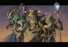 7 Best Warhammer Images Warhammer Fantasy Warhammer Tomb Kings