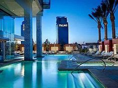Palms Place Pool Area