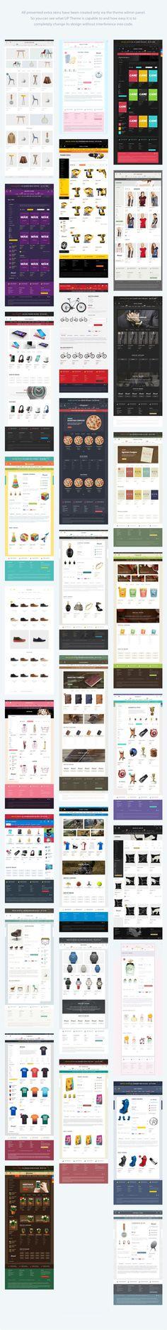 412 Best Ecommerce Wordpress Themes images in 2019   Wordpress