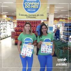 Toda Hora dos Supermercados Prezunic  Por alguns bairros do Rio de Janeiro, nossos promotoras distribuirão o encarte com os preços e ofertas Prezunic. Fiquem ligados!