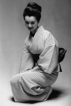 """clipout: """" Eiko Muramatsu (photo by Shōtarō Akiyama) """""""