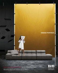 2011 Design Portrait.  Tufty-Time - Patricia Urquiola