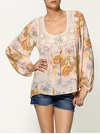 #sanctuary in online shopping for spring tops