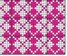 Image result for simple fair isle designs