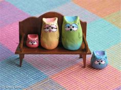 Google Image Result for http://www.sweet-art.co.il/hcimages/owls.jpg...so cute!