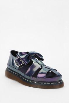 Agyness Deyn For Dr. Martens Aggy Bow Sandal #urbanoutfitters