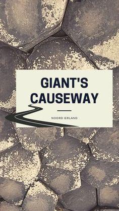 Finn het klippe in die see gegooi om 'n voetpad te bou, en na sy flukse klippakkery kan ons vandag die Giant's Causeway in Noord Ierland besoek. Exploring, Om, Cards Against Humanity, African, Explore, Research, Study