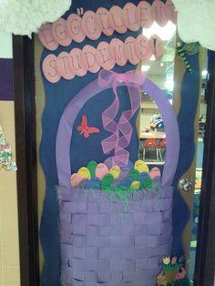 Eggcellent Students Easter Classroom