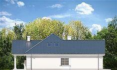 Projekt domu Willa Parkowa 4 165,77 m2 - koszt budowy - EXTRADOM Bungalow, House Plans, House Design, Outdoor Decor, Home Decor, Houses, Projects, Decoration Home, Room Decor