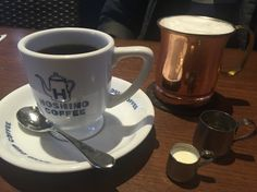 hoshino coffee, 高井戸