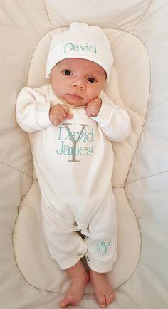 Bishop Body Costume personnalisé Daddys Little Baby Grow Cadeau