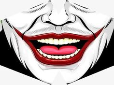 Joker Mouth, Joker Face, Diy Mask, Diy Face Mask, Face Masks, Hannibal Mask, Evil Smile, Plague Mask, Cool Optical Illusions