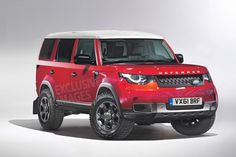 new Land Rover Defender will arrive in 2018