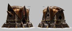 Norn Hoelbrak Auction Bank | Video Games Artwork