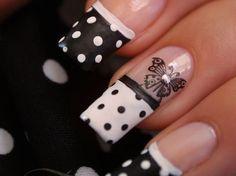 diamond nail designs | Gel Nail Designs | NailsDublin.com