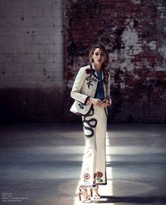 Оливия Палермо на обложке Harper's Bazaar Mexico (Интернет-журнал ETODAY)