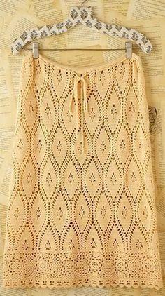Top 10 Crochet Skirts | Beautiful Crochet Stuff