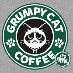 Ermahgerd, Sterberks! Coffee shops brew up special Internet-infused beverages. Grumpy cat coffee, anyone?