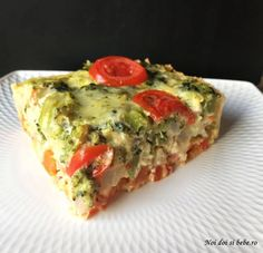 budinca de legume Avocado Toast, Quiche, Keto, Breakfast, Food, Pie, Morning Coffee, Eten, Quiches