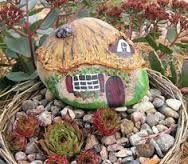 Image result for diy cardboard mushroom house