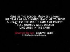 1000+ images about Black Veil Brides on Pinterest | Black ...