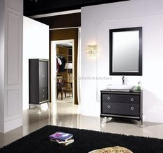Cool Modern Bathroom Vanities And Cabinets