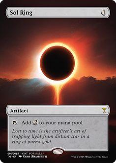 Sol Ring Proxy