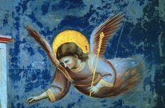 A Giotto angel